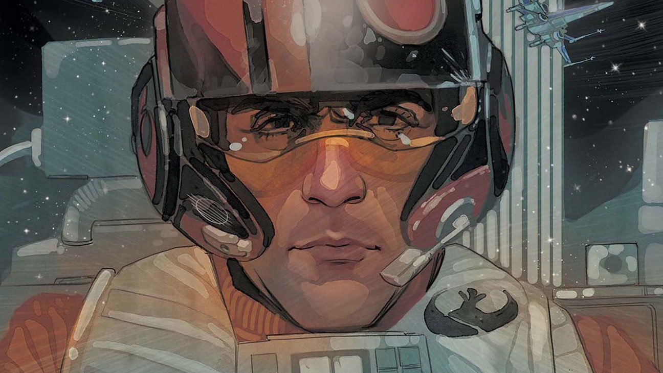 Marvel Comics Announces New 'Poe Dameron' Series