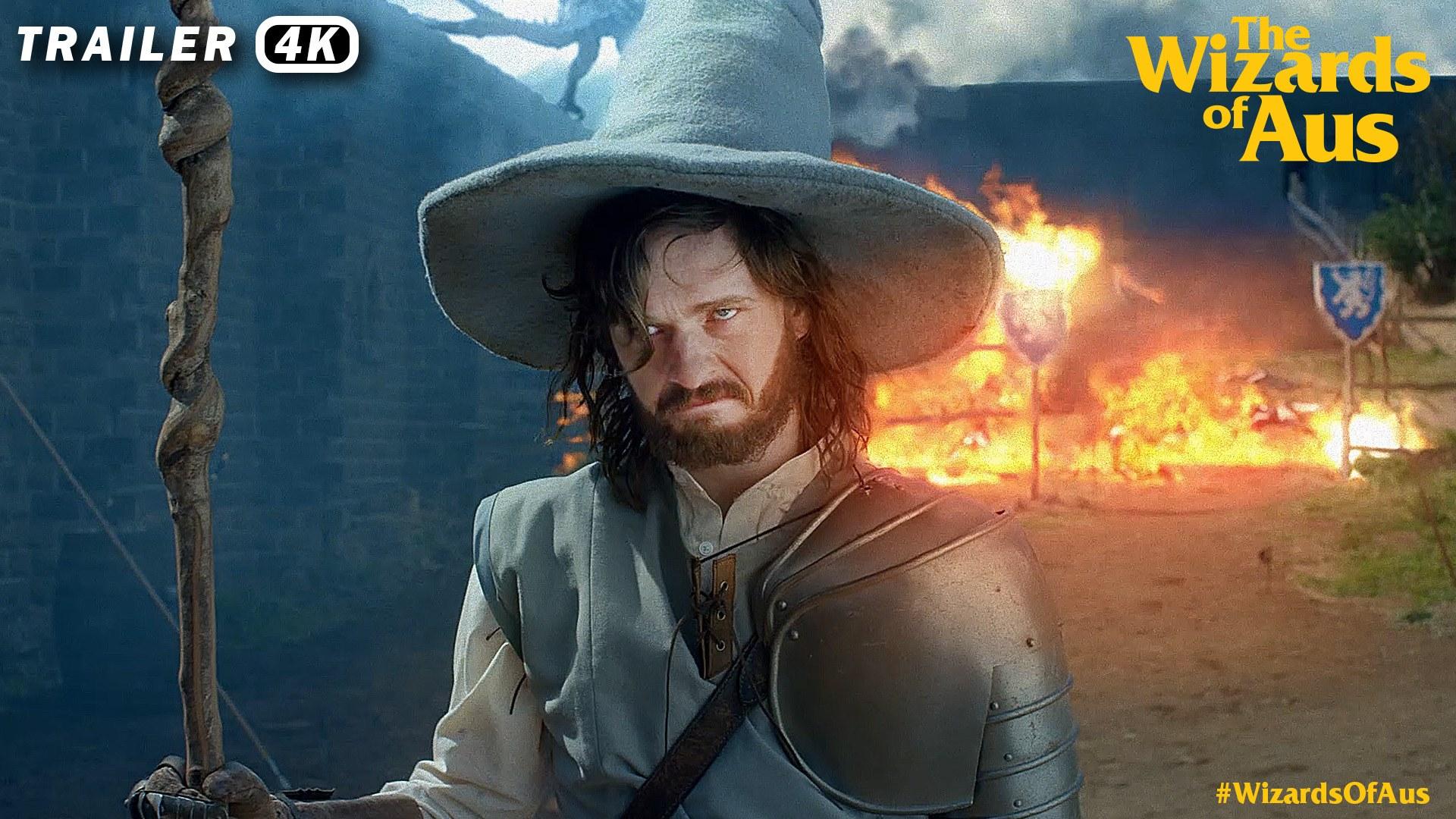 1st Look: 'Wizards of Aus'