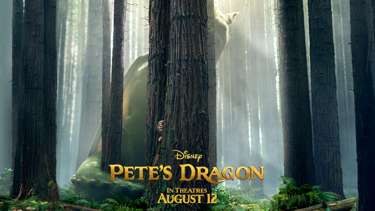 1st Look: 'Pete's Dragon' Teaser Trailer #1