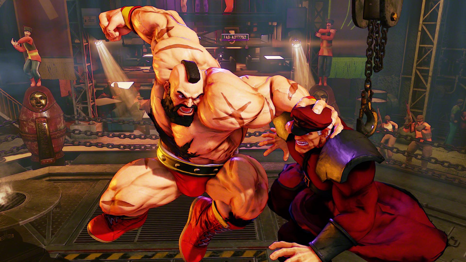 1st Look: Full Length CG Trailer for 'Street Fighter V '