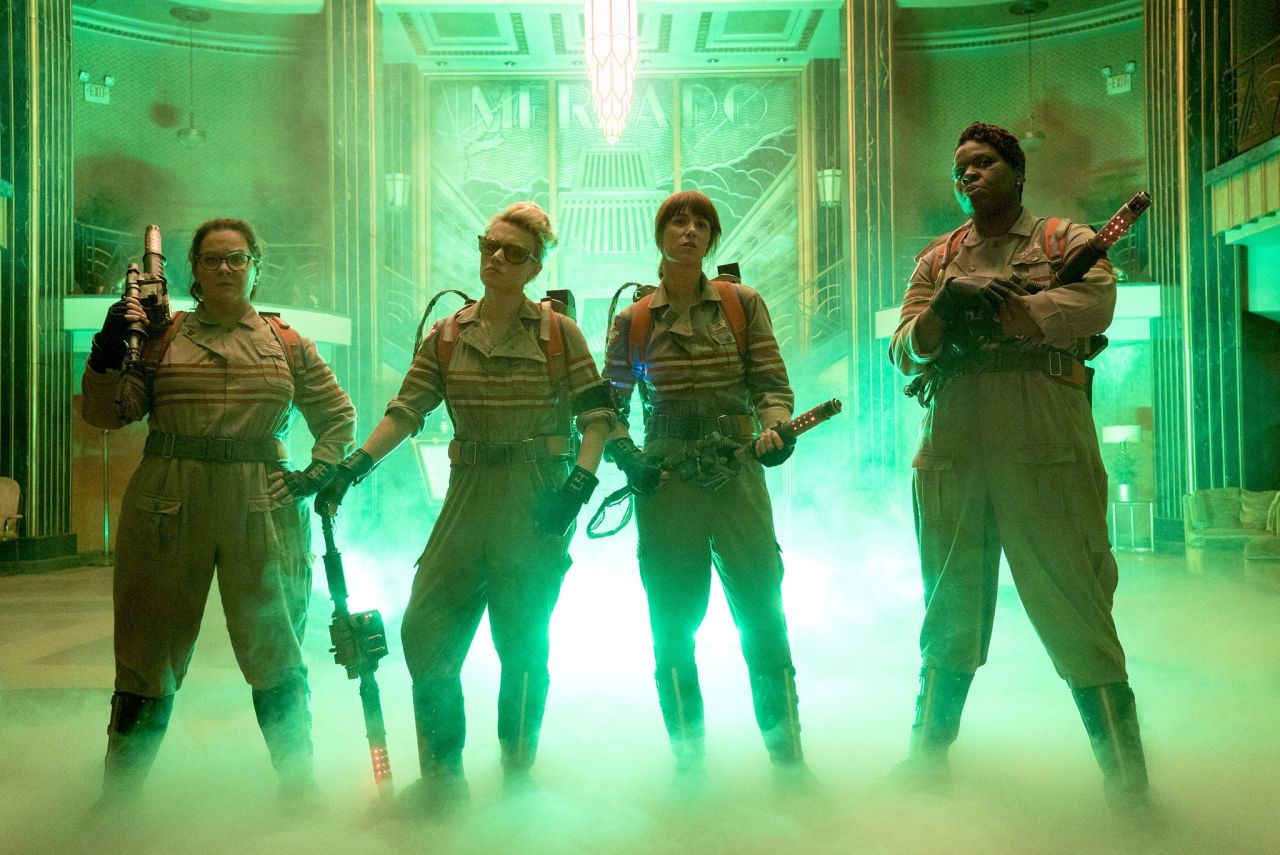 1st Look: 'Ghostbusters' 2016 Official Trailer #1