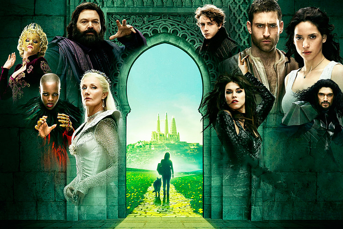 1st Look: 'Emerald City' Trailer